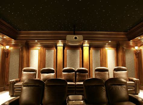 rbh sound installers photo gallery elegant home theater