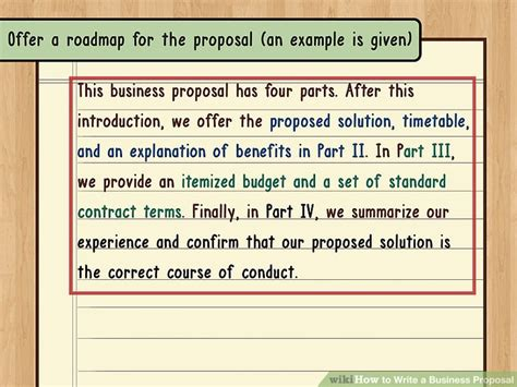 how to do a business template how to write a business with pictures wikihow