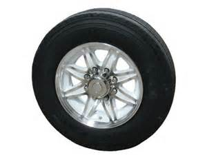 17 5 Trailer Tire Upgrade 17 5 Quot Trailer Tire And Wheel Upgrade For Sale In Edon Oh