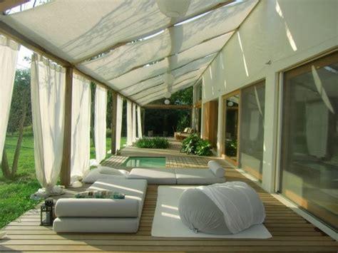 Terrasse Vorhang by Die Besten 17 Ideen Zu 220 Berdachte Terrassen Auf