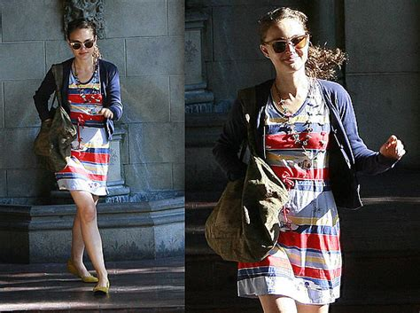 Natalie Portman Is Fashionable by Fashion Natalie Portman Style