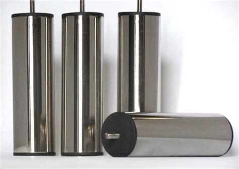 Pieds De Lit by Pieds De Lit Acier Chrome 200mm Accessoires Literie