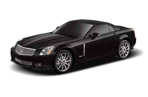 2009 cadillac xlr overview cars com