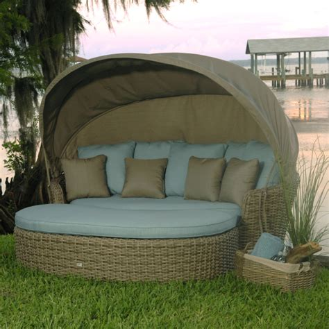Outdoor Furniture Daybed Dreux Daybed By Ebel Family Leisure