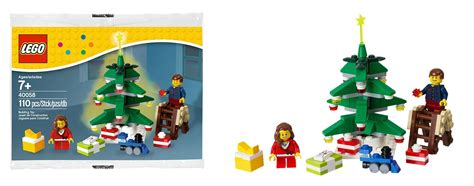 Lego 40058 Decorating The Tree Polybag toys n bricks lego news site sales deals reviews mocs new sets and more