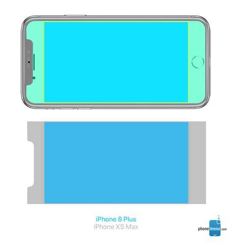 iphone xs max    biggest display  battery    iphone phonearena