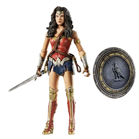 Figure Wonderwoman batman vs superman of justice