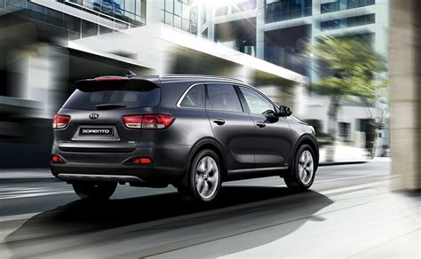 Kia Sorento Horsepower by 2016 Kia Sorento Review Prices Specs