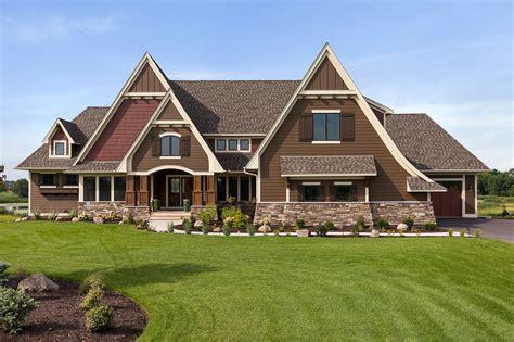 Custom Home by Custom Home Exteriors Custom Home Builders New Home