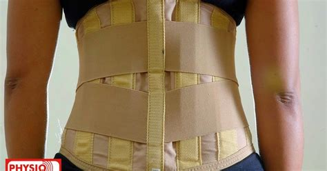 Lu Infrared Untuk Fisioterapi jual korset lumbal murah solusi nyeri pinggang alat