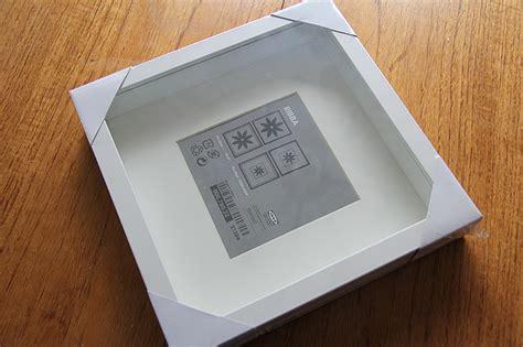Frame Swatch Box 1 ikea hack gold frames lindsay stephenson