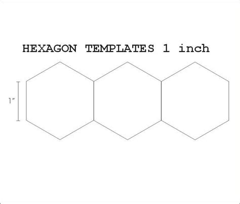 hexagon templates for quilting free pin by thelma fisher on quilting