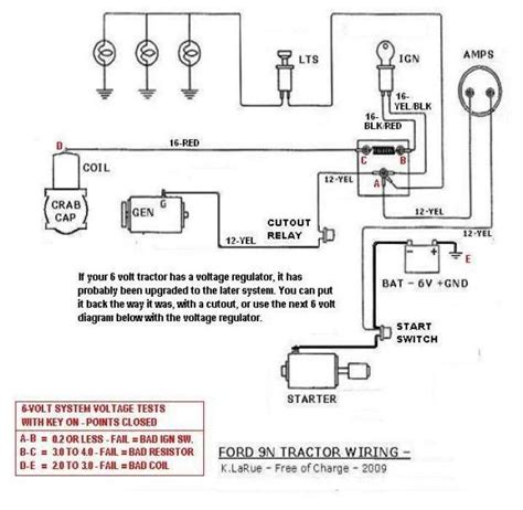 302 ford engine spark wiring diagram free