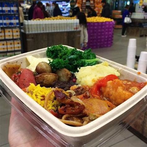 delish hot food buffet at whole foods picture of