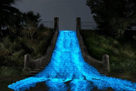 Light Painting Landscape Photography News The Illuminated Landscape