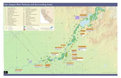 california map san joaquin river 100 map of fresno swimmingholes info california