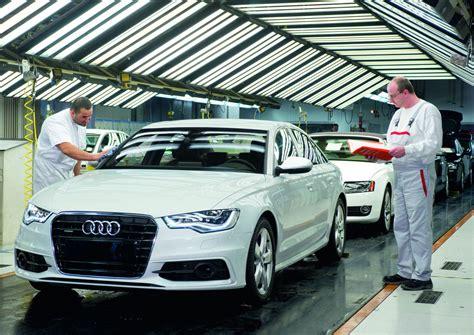 Audi Neckarsulm Ausbildung by Audi4ever A4e Detail Presse Audi Am Standort