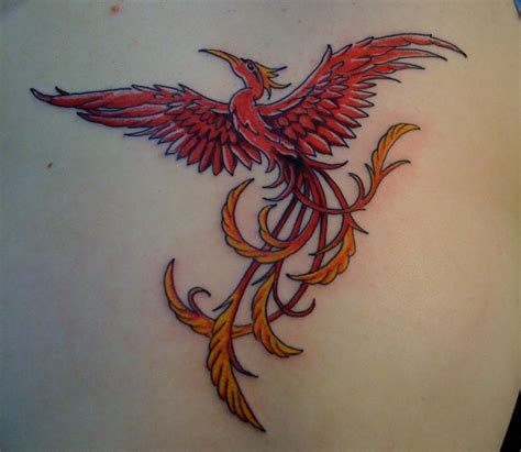small phoenix tattoo tattoos and designs page 69