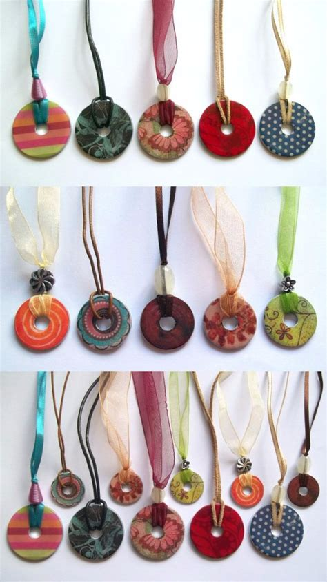 ornaments to make and sell 50 crafts for to make and sell washer necklace