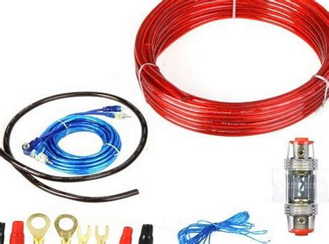 Kit Li Mono 100 Watt Subwoofer Plus Mic car lifier