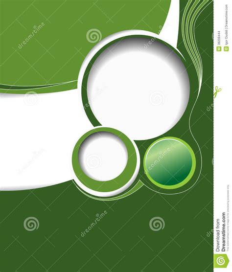 layout design green green abstract background stock images image 38208444