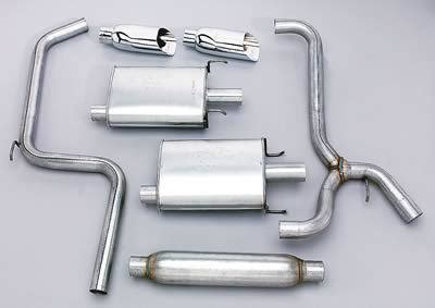 Turbo Exhaust System Parts Buy Dynomax Turbo Exhaust System 19363 Motorcycle In