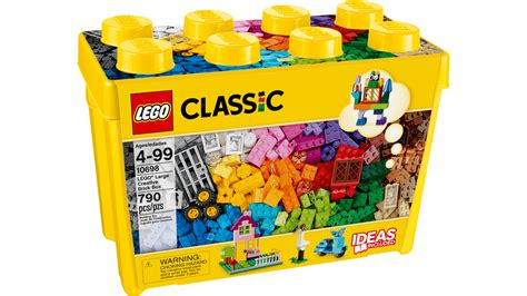 Jual Lego Classic Creative Box Blue Green Orange 10698 lego 174 large creative brick box lego 174 classic products and sets lego us classic