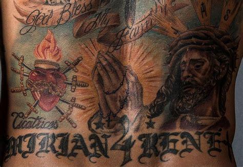 sergio ramos tattoos wrist sergio ramos back of tattoos