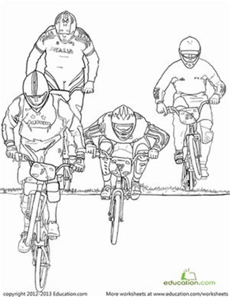 Bmx Coloring Page by Bmx Coloring Page The O Jays Children And Coloring Pages