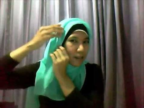 Kreasi Jilbab Segi Empat kreasi jilbab segi empat 8