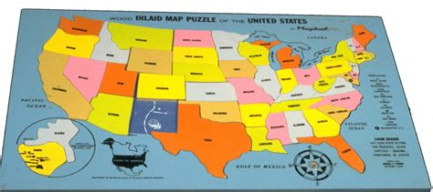 map puzzles usa strange politics beyond fifty states cat flag