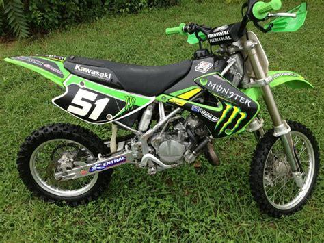kawasaki motocross bike buy 2005 kawasaki kx85 dirt bike on 2040 motos