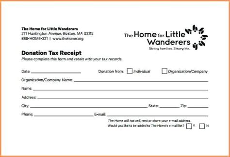non profit contribution receipt template nonprofit donation receipt non profit receipt template