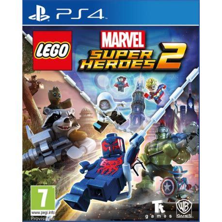 Ps4 Lego Videogame Reg 2 Ori lego marvel heroes 2 ps4 jc distribuciones mayorista y distribuidor de videojuegos