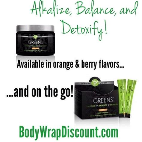 It Works Greens Detox Diet by 17 Best Images About It Works Global Greens On