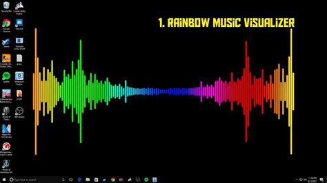 wallpaper engine audio visualizer backgrounds links