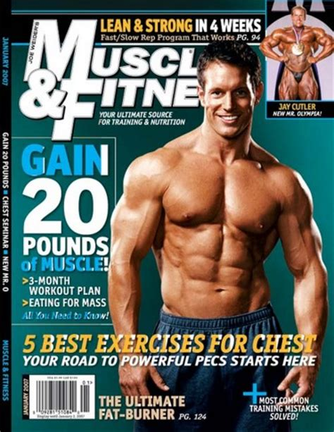 fitness magazine giveaway cranky fitness critiques cbh - Fitness Magazine Giveaways