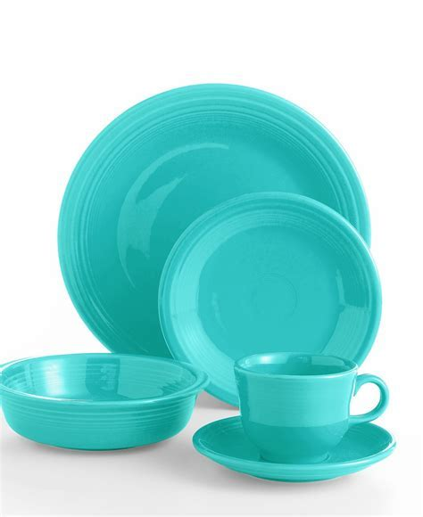 Fiesta Dinnerware, 5 Piece Place Setting   Casual