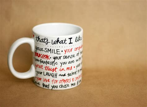 Cool Coffee Mugs For Guys by Diy Sharpie Mug Valentine Gift My Sister S Suitcase
