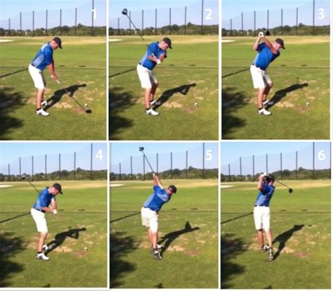 frame by frame golf swing hobbies interests paul carbone jr