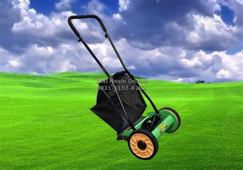 Mesin Rumput Dorong jual mesin potong rumput dorong manual ez tools 14 reel