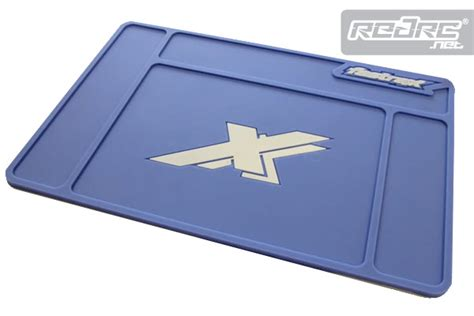 Rubber Workbench Mat by Rc Rc Car News 187 Fastrax Moulded Rubber Pit Mats