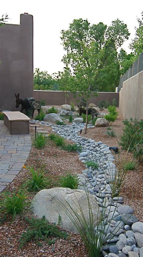 dry river bed landscaping dry river bed landscaping ideas