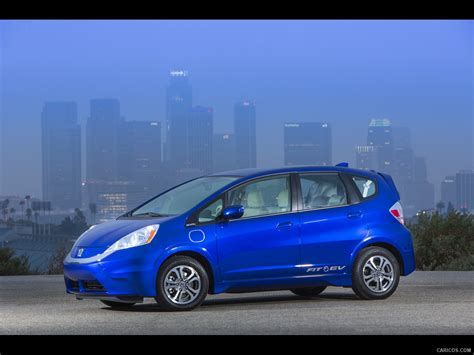 2013 Honda Fit Ev Front Wallpaper 41 1600x1200