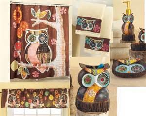 Owl Themed Bathroom Decor » Home Design