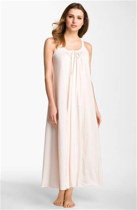 cotton knit nightgown donna karan new york pima cotton knit nightgown in pink