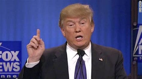 donald trump hands donald trump defends size of his penis cnnpolitics