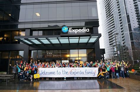 Expedia Office Locations by Expedia Welcomes Travelocity Expedia Office Photo