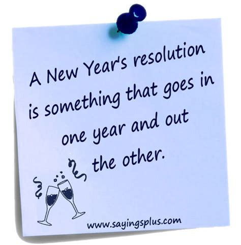 funny new years quotes