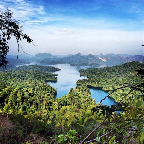 Luxury House by Khao Sok National Park Information And History